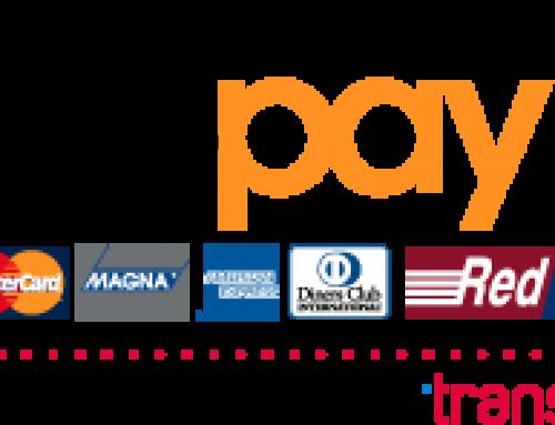 Desde ahora disponibles pagos con Transbank en oficina,  fabrica y  Online